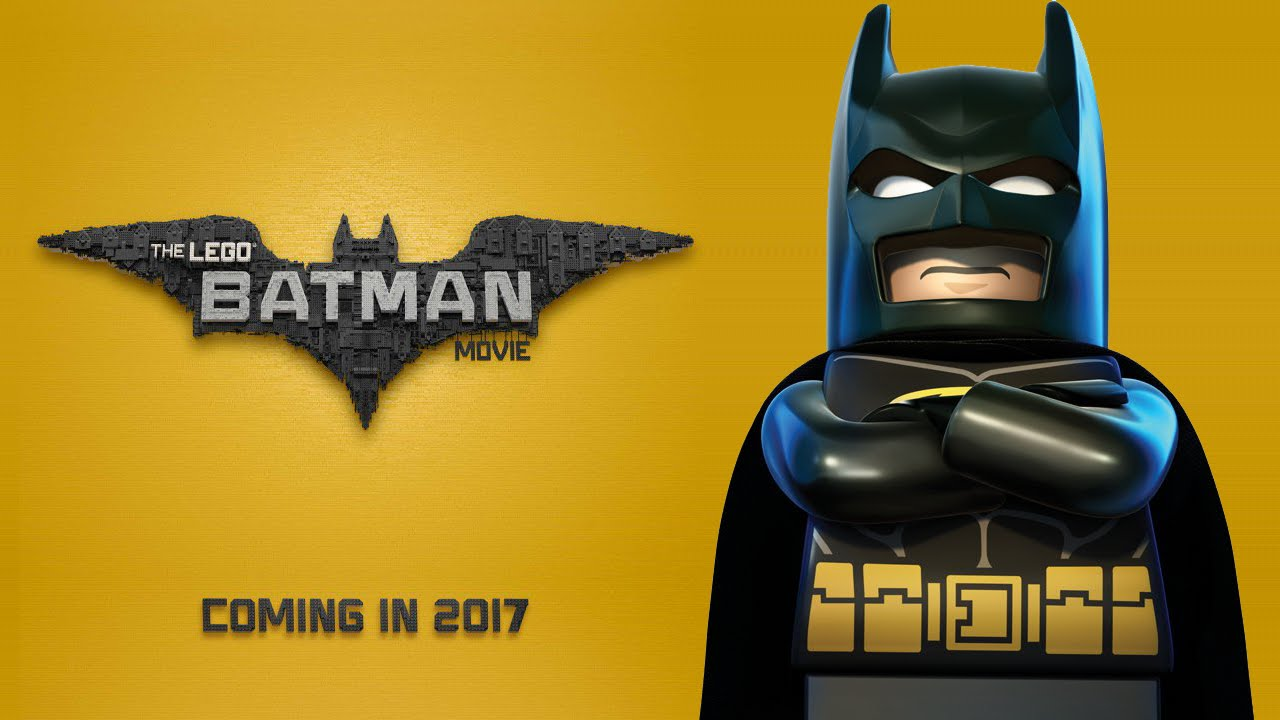 Lego Фильм: Бэтмен