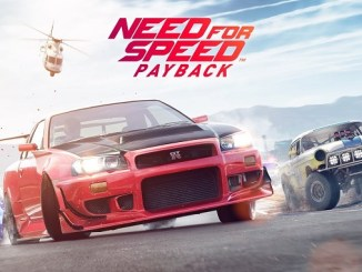трейлер Need for Speed Payback