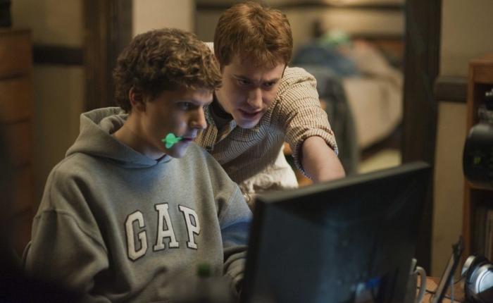 Соціальна мережа The Social Network 2010 Найкращі мотивуючі фільми
