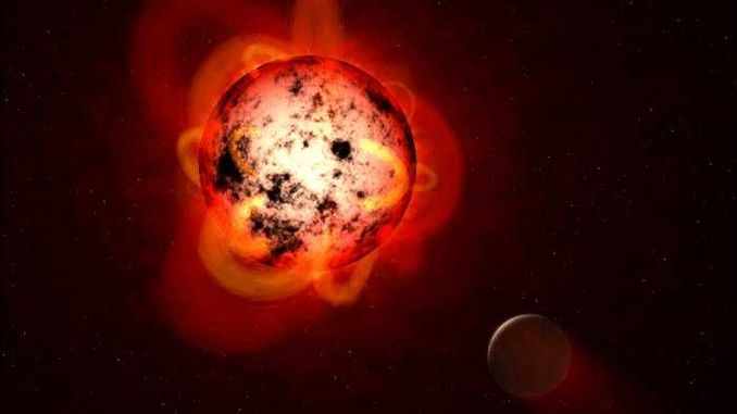 Науковці знову звинуватили Проксиму Центавра в неможливості життя на її планеті