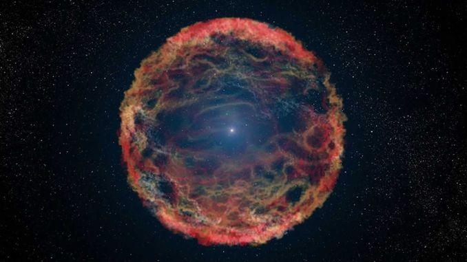 Швидкі і яскраві спалахи вказали на існування наднових невідомого типу