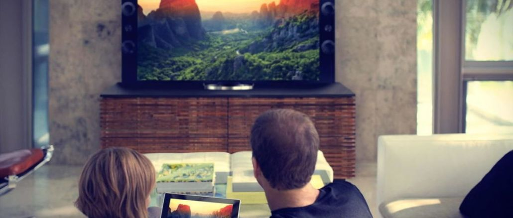Як підключити планшет до телевізора