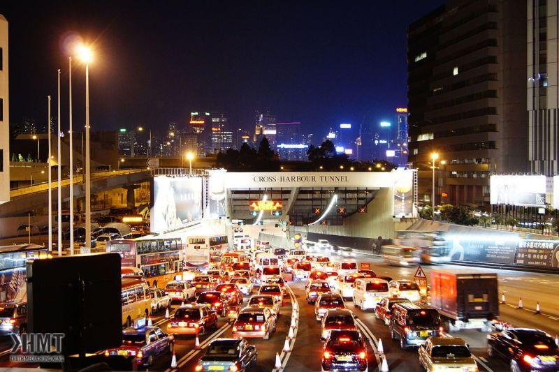 "Cross Harbour Tunnel (1)"" 由 Hokachung"