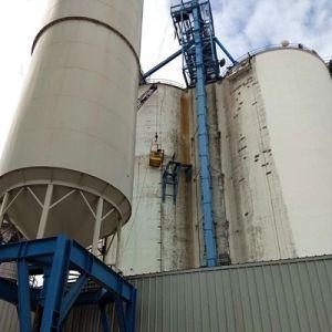 TMI Coatings concrete restoration in process