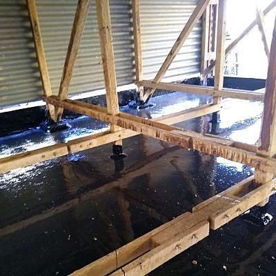 Photo Of TMI Coatings Waterproof Lining