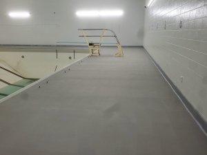 Photo of TMI Coatings pool deck floor