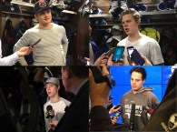 Maple Leafs Locker Clean Out Day UPDATES