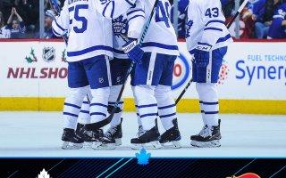 Game 26: Toronto Maple Leafs VS Calgary Flames