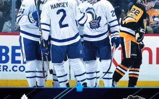 Game 30: Toronto Maple Leafs VS Pittsburgh Penguins