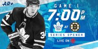 ECQF Game 1: Toronto Maple Leafs VS Boston Bruins [Game Day Thread]
