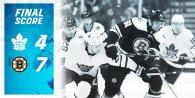 ECQF Game 7: Toronto Maple Leafs VS Boston Bruins