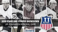 USA Hockey Stars and Stripes Charity Event; Kane Praises Matthews