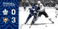 Game 8: Pittsburgh Penguins @ Toronto Maple Leafs (L 3-0)