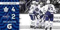 Game 6: Toronto Maple Leafs @ Washington Capitals (W 4-2)
