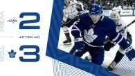 Game 49: Washington Capitals VS Toronto Maple Leafs (W 6-3)
