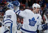 Game 59: Toronto Maple Leafs @ Ottawa Senators (W 4-2)