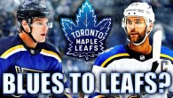 MAPLE LEAFS AND BLUES WORKING ON A MONSTER DEAL?