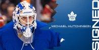 Maple Leafs Sign Michael Hutchinson