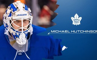 Maple Leafs Sign Michael Hutchinson