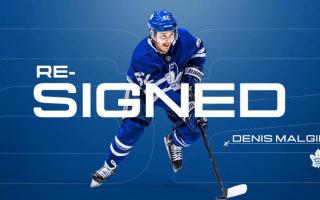 Maple Leafs Sign Malgin to Contract Extension