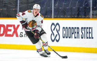 Maple Leafs Sign Forward David Kämpf