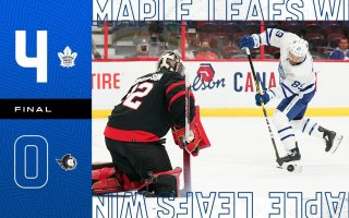 Pre-Season Game 3: Toronto Maple Leafs @ Ottawa Senators