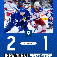 Game 4: New York Rangers @ Toronto Maple Leafs