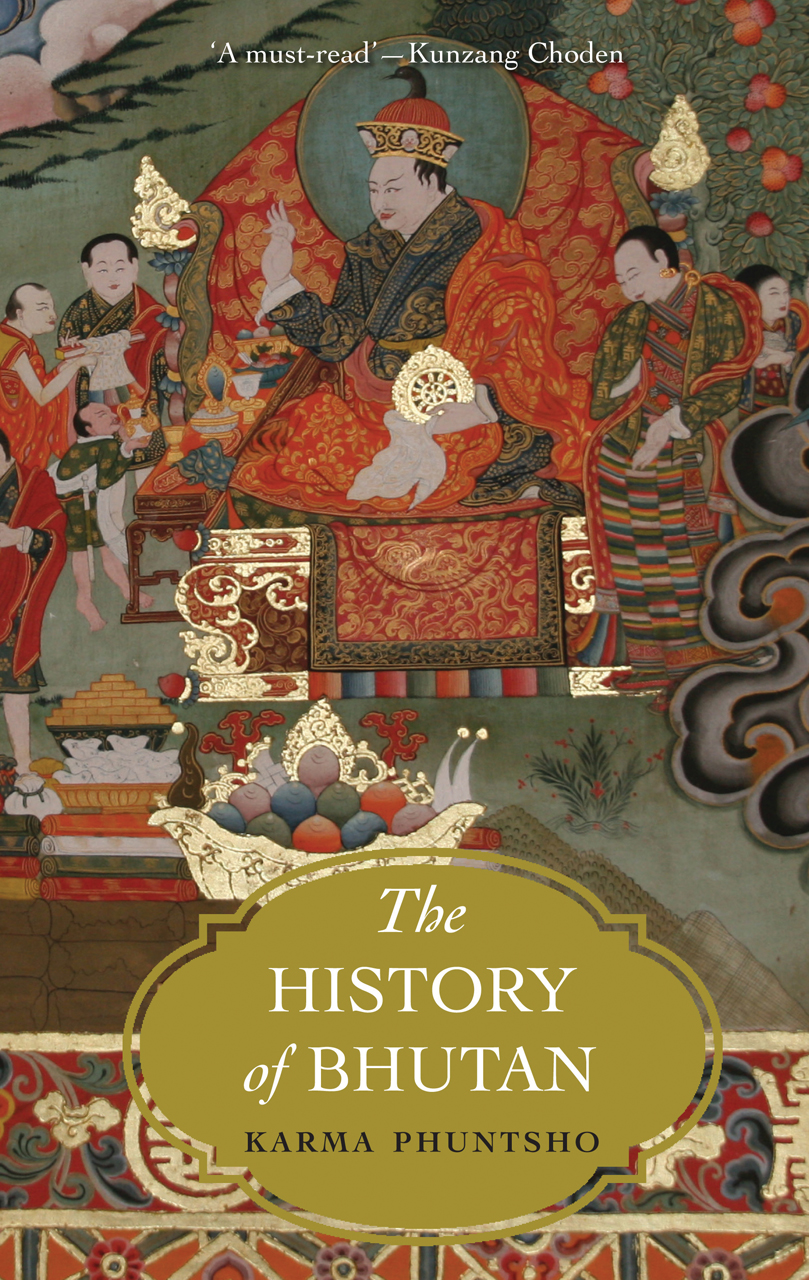 The history of Bhutan / Karma Phuntsho