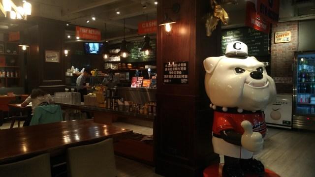 Campus Cafe 店內4