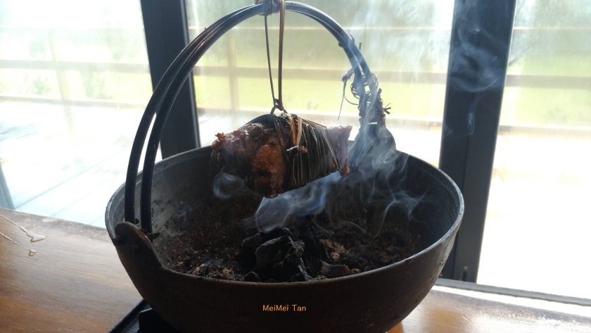 松園禪林 創意古味藺草炭燒