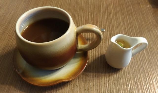 青田七六 甘蔗汁咖啡