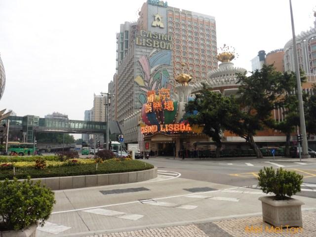Travel-Macau-Praça de Ferreira do Amaral-Casino Lisbon-2-20180210