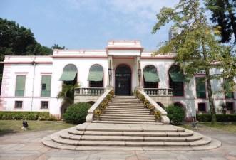 澳門「東方基金會」是殖民時期葡萄牙貴族的別墅,後來曾經租借給英國東印度公司