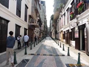 彷彿身處歐洲的美麗巷道
