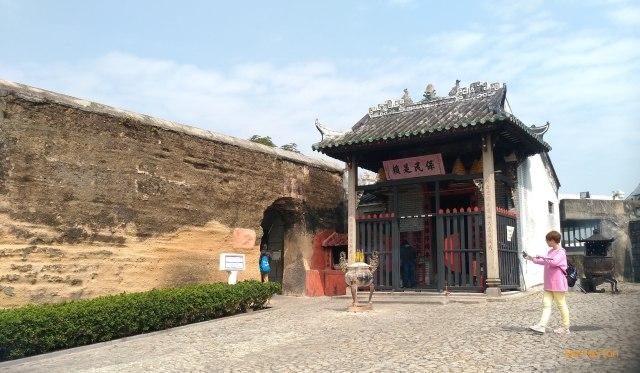 澳門舊城區 哪吒廟