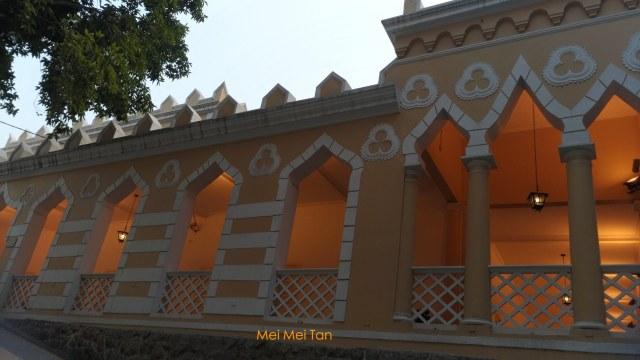 澳門媽閣廟附近景點 港務局大樓
