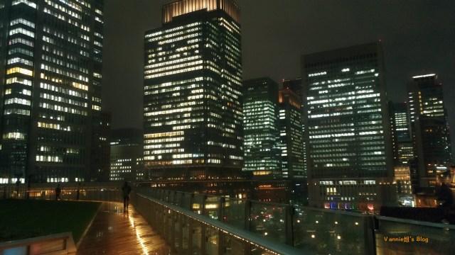 東京 Kitte屋上庭園
