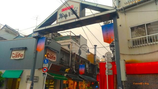 tokyo-yanesen-yanakaginza-entrance