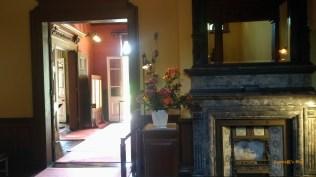 舊岩崎邸庭園洋館接待室