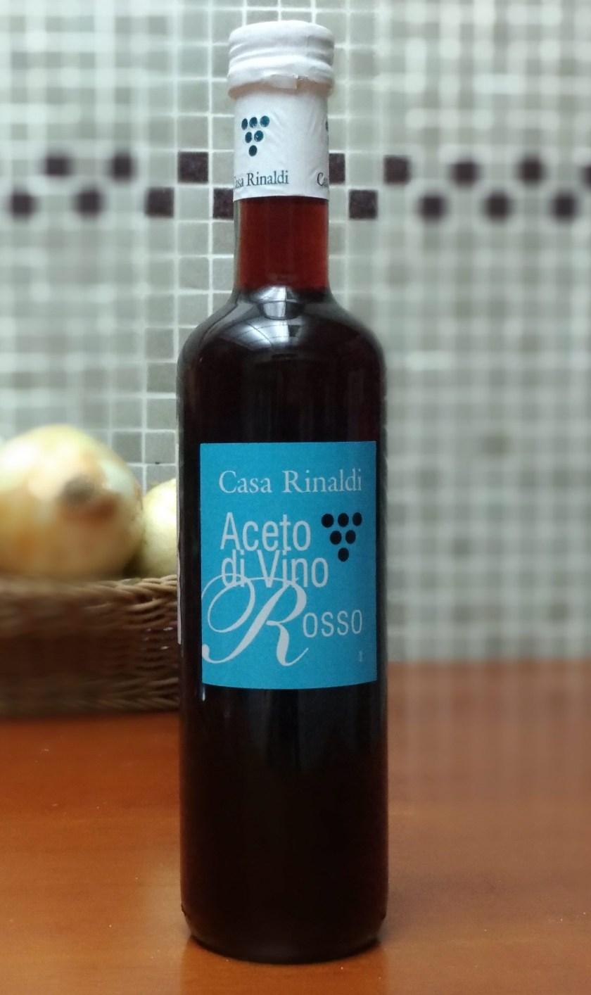 Casa Rinaldi 義大利紅酒醋