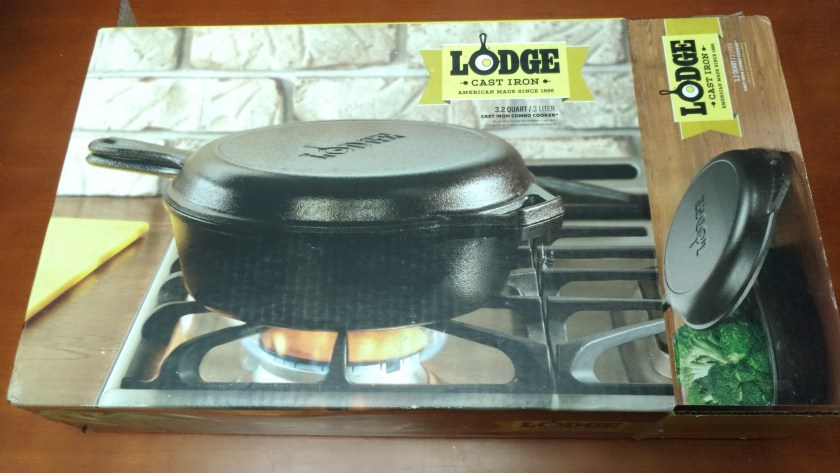 美國Lodge鑄鐵鍋