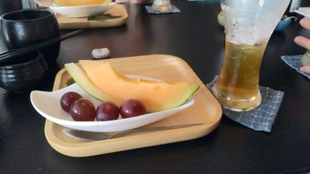 藝奇新日本料理時令鮮果