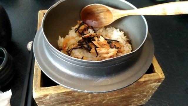 藝奇新日本料理:鮮魚釜飯