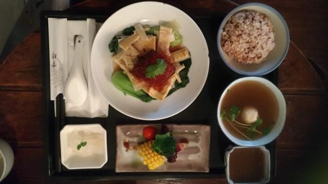 紫藤廬 茶館 簡餐