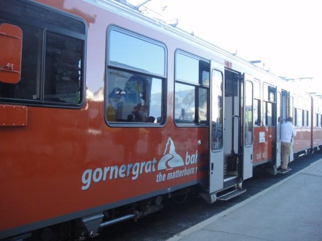 Zermatt-Gornegrat-2-Bahn