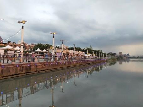 大稻埕碼頭 淡水河岸