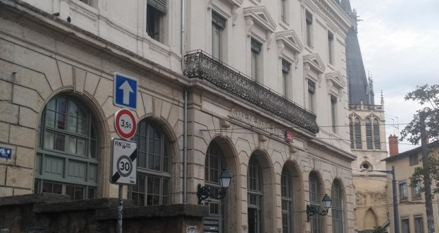 里昂 聖保羅車站 Gare Saint Paul, Lyon