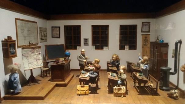 里昂舊城區 里昂微縮影博物館
