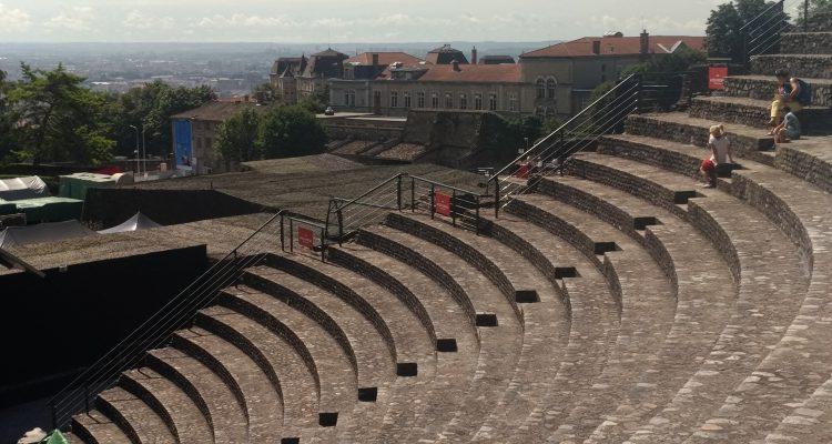里昂 富維耶山 羅馬劇場