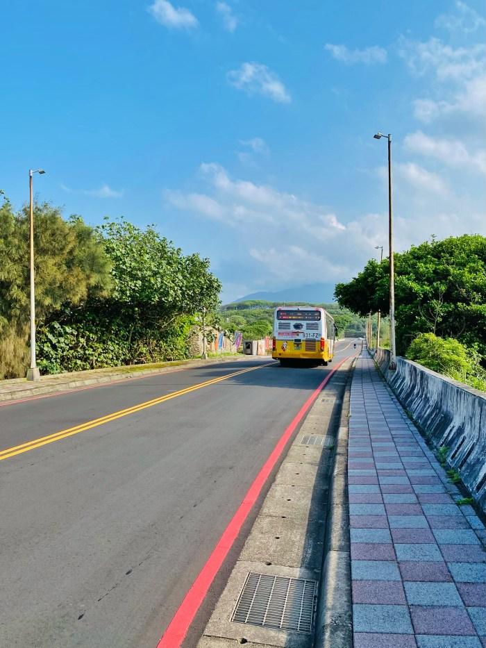 富基漁港公車